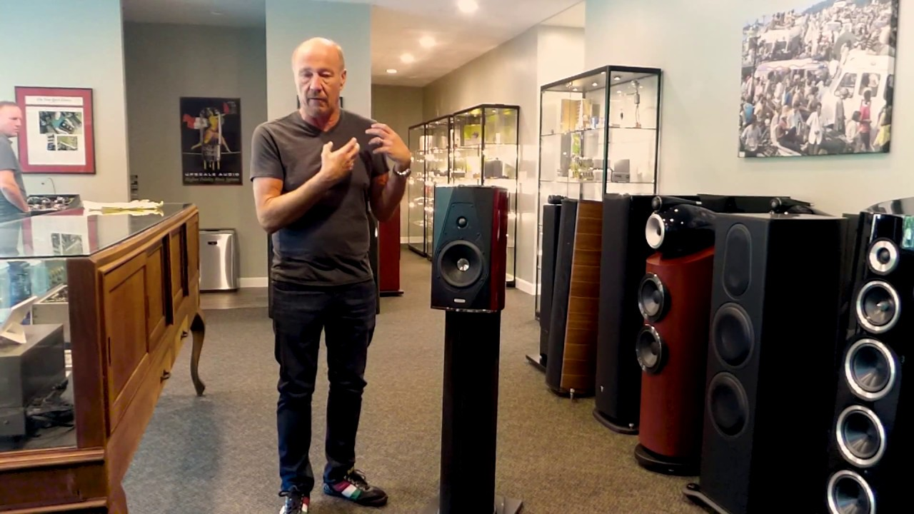 Sonus faber Guarneri Evolution vs  Guarneri Tradition - A review by Upscale  Audio's Kevin Deal