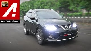 Video Review Nissan X-Trail 2.5 CVT Indonesia by AutonetMagz download MP3, 3GP, MP4, WEBM, AVI, FLV Agustus 2018