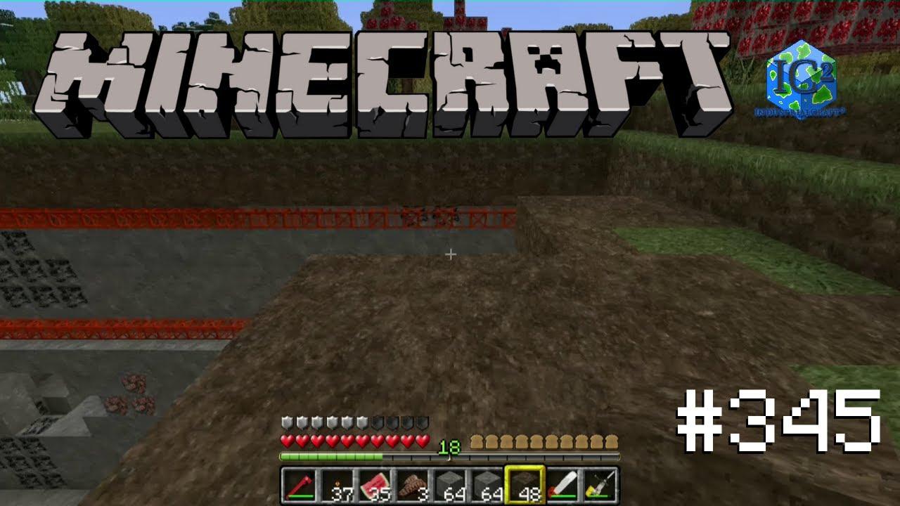 Let's Play Industrial Craft 2 #345 - Quarry abdecken - YouTube