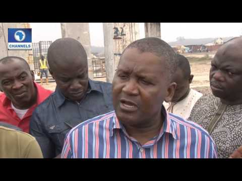 Edited Dangote Documentary For Chairman & VC (Private Viewing)