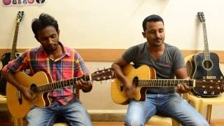 bollywood song mashup guitar cover by sargam palace