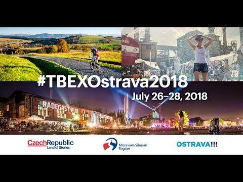 TBEX Europe 2018 Ostrava, Czech Republic - Unravel Travel TV