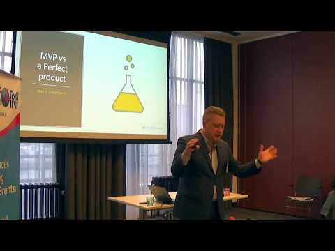 Experiment and validate business ideas - DevOps Showcase Amsterdam - 25-01-2018
