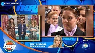 Muere la actriz Edith González | Hoy