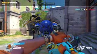Overwatch Funny Moment Junkrat not Broken