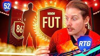 86+ GUARANTEED FUT CHAMPIONS PREMIUM UPGRADE PACK! ZWE TO GLORY #52! FIFA 19 Ultimate Team