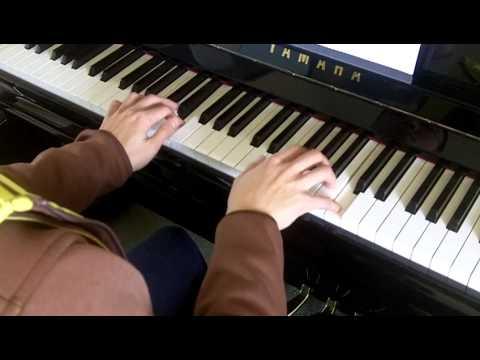 ABRSM Piano 2013-2014 Grade 5 A:3 A3 Handel Allemande In A Minor HWV 478 Performance 84 Bpm