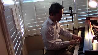 Kahapon Lamang - SHARON CUNETA (Nice Piano Cover)