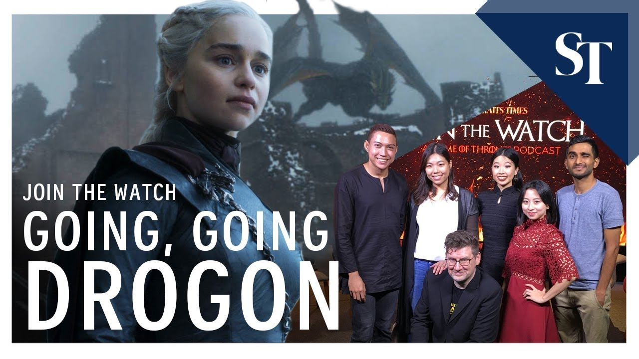 Join The Watch | Ep 6 | Going, going... Drogon – The split over the Game Of Thrones finale (Part 1)