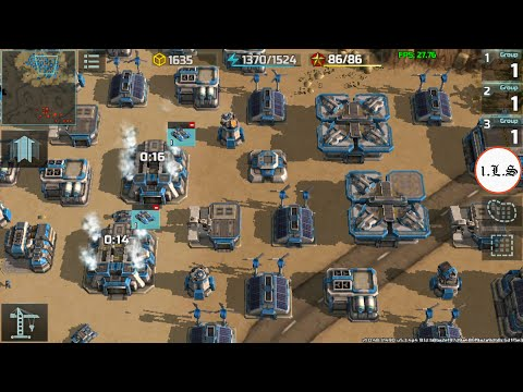 Art Of War 3: Booming And Air Offensive  Pvp Battle