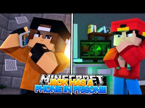 Minecraft Adventure - JACK CAN SPEAK TO ROPO FROM PRISON!!!