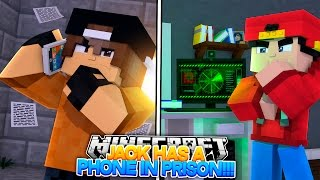 Minecraft Adventure - JACK CAN SPEAK TO ROPO FROM PRISON!!!