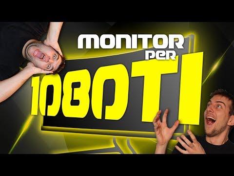 Che monitor prendere per la GTX 1080 Ti?