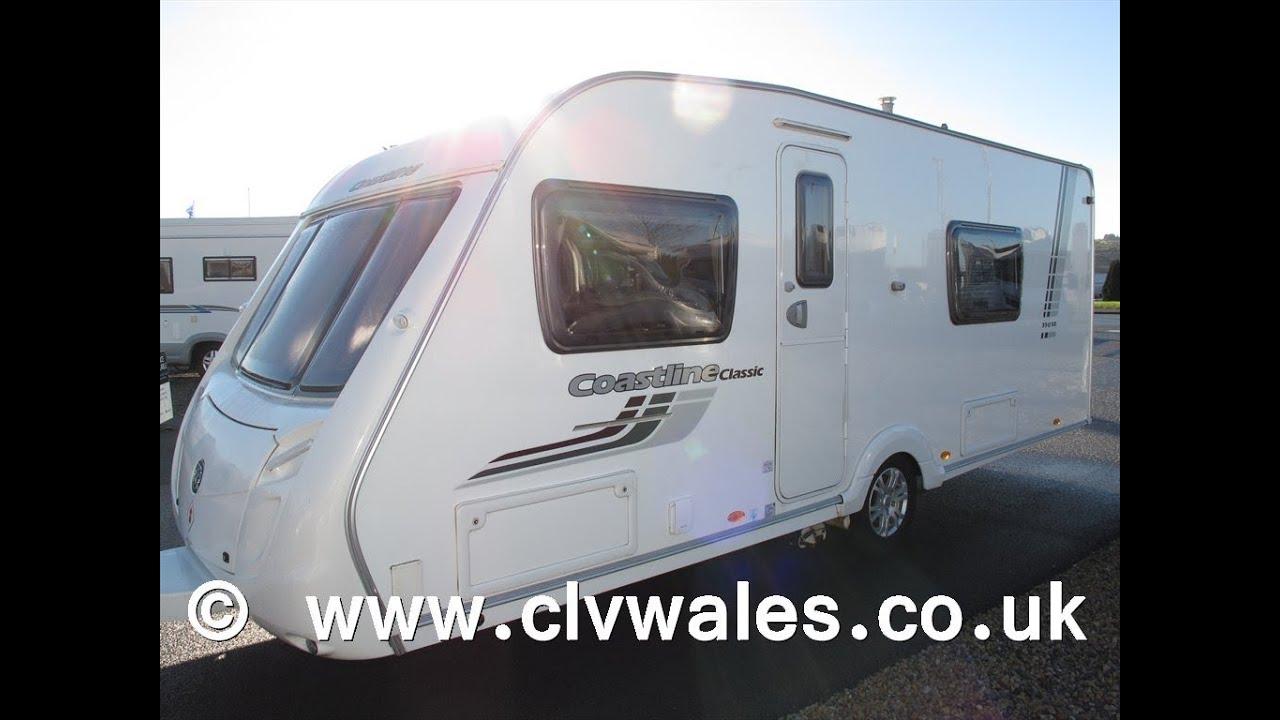 bc66a23451 2011 Swift Coastline Classic 550 Touring Caravan - YouTube