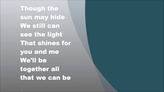 Jermaine Jackson & Pia Zadora - When the rain begins to fall (Lyric...