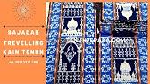 Model Baju Gamis Kain Tenun Troso Jepara Motif Dewi Shinta Youtube