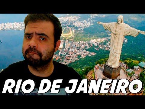 COMO É, PRA MIM, VIVER NO RIO DE JANEIRO