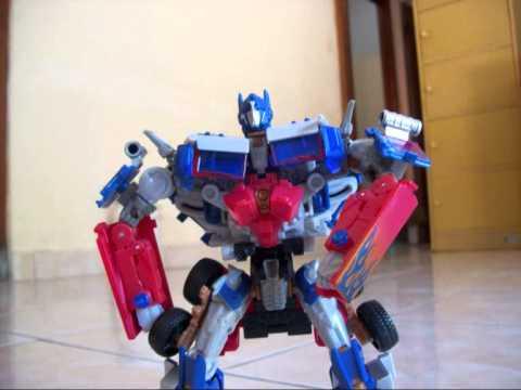 Optimus Prime in PARTY ROCK ANTHEM.wmv