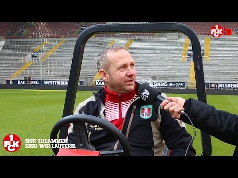 Interview mit FCK-Greenkeeper Steffen Köhler