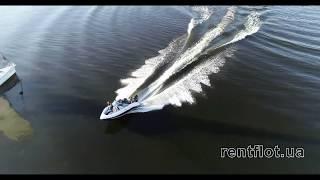 Аренда катера Галеон А5 | Киев до 5 гостей  | Комфорт-класс