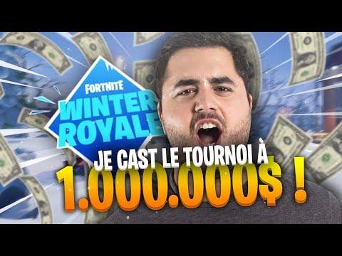 🔥 JE COMMENTE LA FINALE DU WINTER ROYALE À 1 000 000€ !