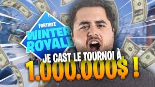 🔥 JE COMMENTE LA FINALE DU WINTER ROYALE À 1 000 000€ !