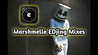 Marshmello EDjing Mixes || Fun Mixing #3