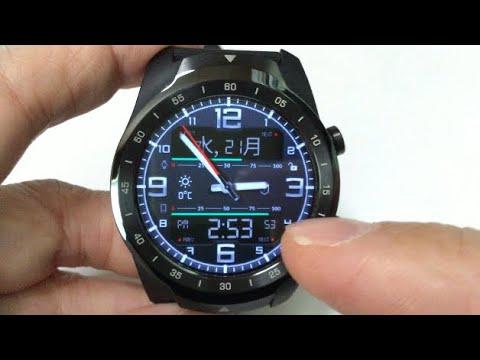 Ticwatch Pro おすすめ 多機能 ウオッチフェース Guard Watch Face