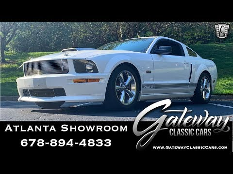 2007 Ford Mustang GT - Gateway Classic Cars of Atlanta #1262
