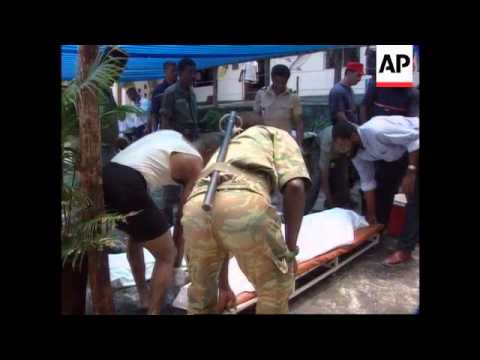 Comoros Islands-Hijacked Ethiopian plane crashes