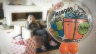 Send en ballon med www.sendenballon.dk