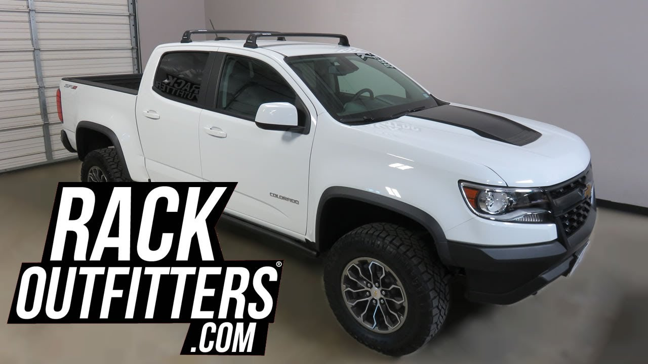 Chevrolet Colorado Crew Cab with Rhino Rack Vortex RVP ...
