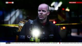GRENFELL EXCLUSIVE FIREFIGHTER INTERVIEW