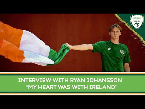 Interview | Ryan Johansson opens up about his delight to play for Ireland