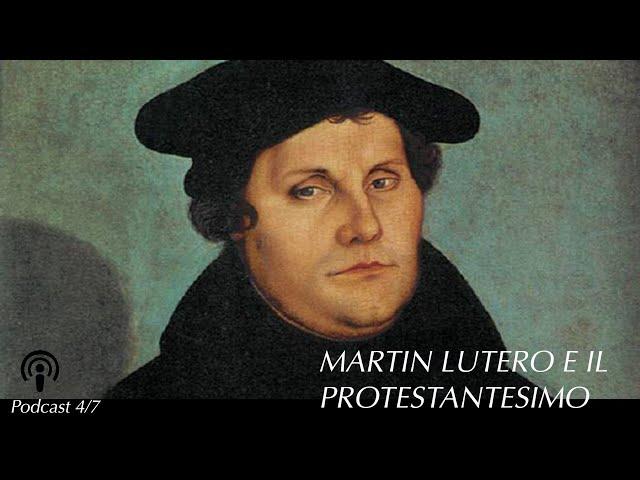 Martin #Lutero e il #Protestantesimo