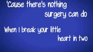 Break Your Little Heart - All Time Low Lyrics