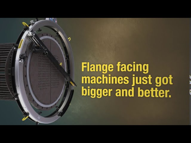 OD Mount Flange Facing Machines | Enerpac MME-Series