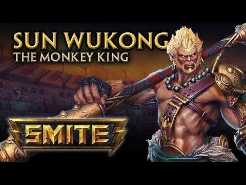 видео: smite Гайд о боге sun wukong (Сан Вуконг)