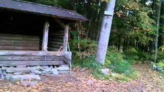 Cover images Ten Mile River Hut Appalachian Trail