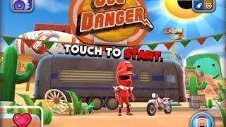NVIDIA SHIELD TV - Joe Danger ( Gameplay Overview)