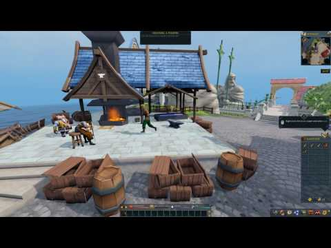 RuneScape – First 30 minutes of gameplay