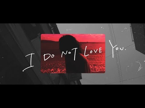 I DO NOT LOVE YOU. / キタニタツヤ (Official Music Video)