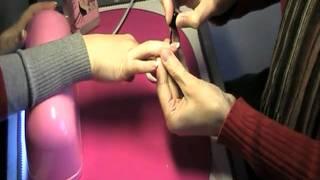 видео школа ногтевого искусства