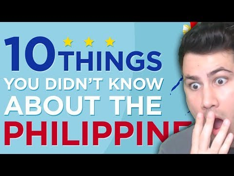 10 Things You Didn't Know About The Philippines Reaction
