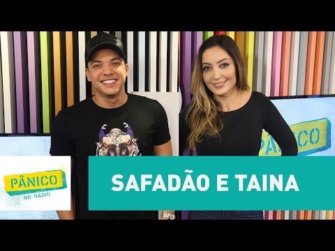 Wesley Safadão e Taina - Pânico - 31/03/17