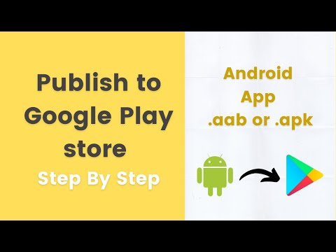 how to submit android app on google play console step by step 2019