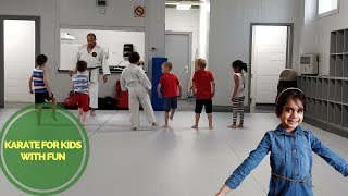 Karate Class For Kids With Fun - My Daughter Karate Class (age 4 - 7)