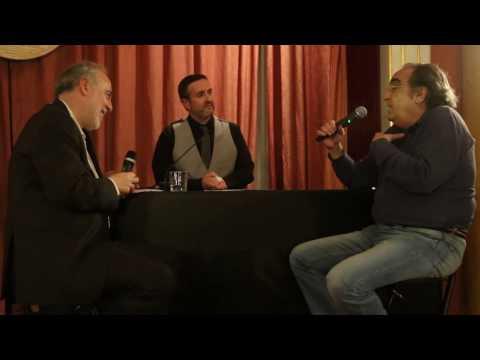 Bar de CLAC. Procesus Interruptus. Ramón de España, Pablo Planas y Pau Guix.