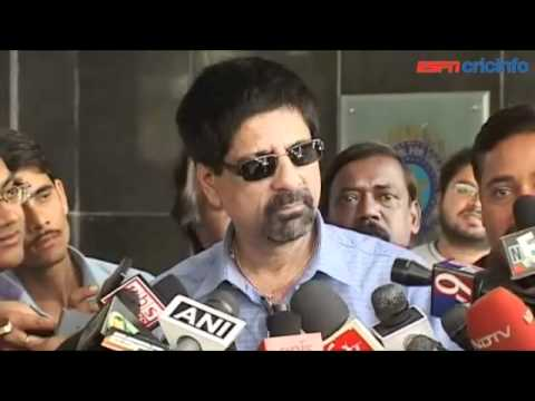 Srikkanth loses his cool