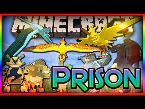 Official TJP Pixemon Prison Trailer